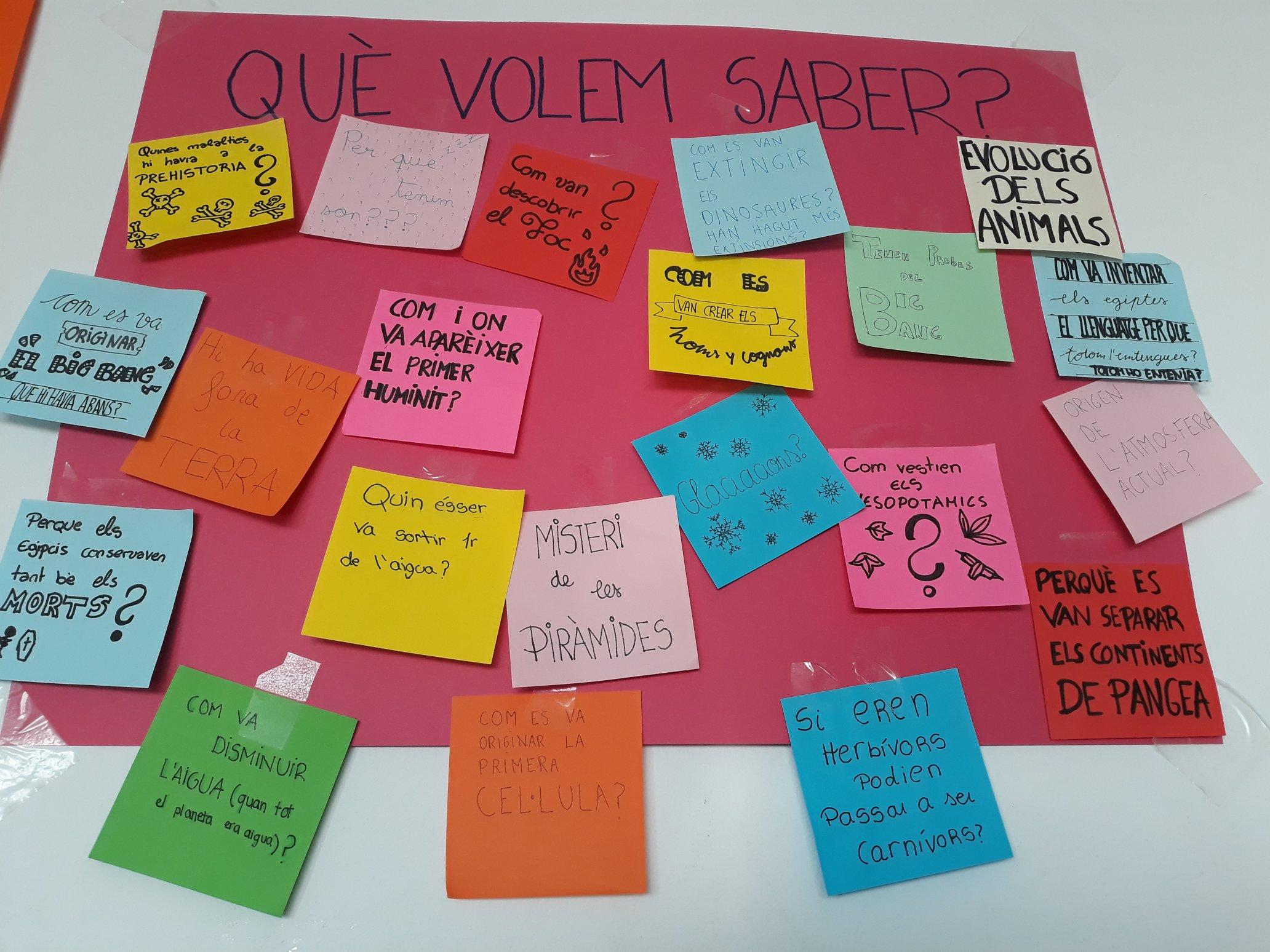 Mural realizado por estudiantes del colegio Virolai / Foto: Sandra Entrena
