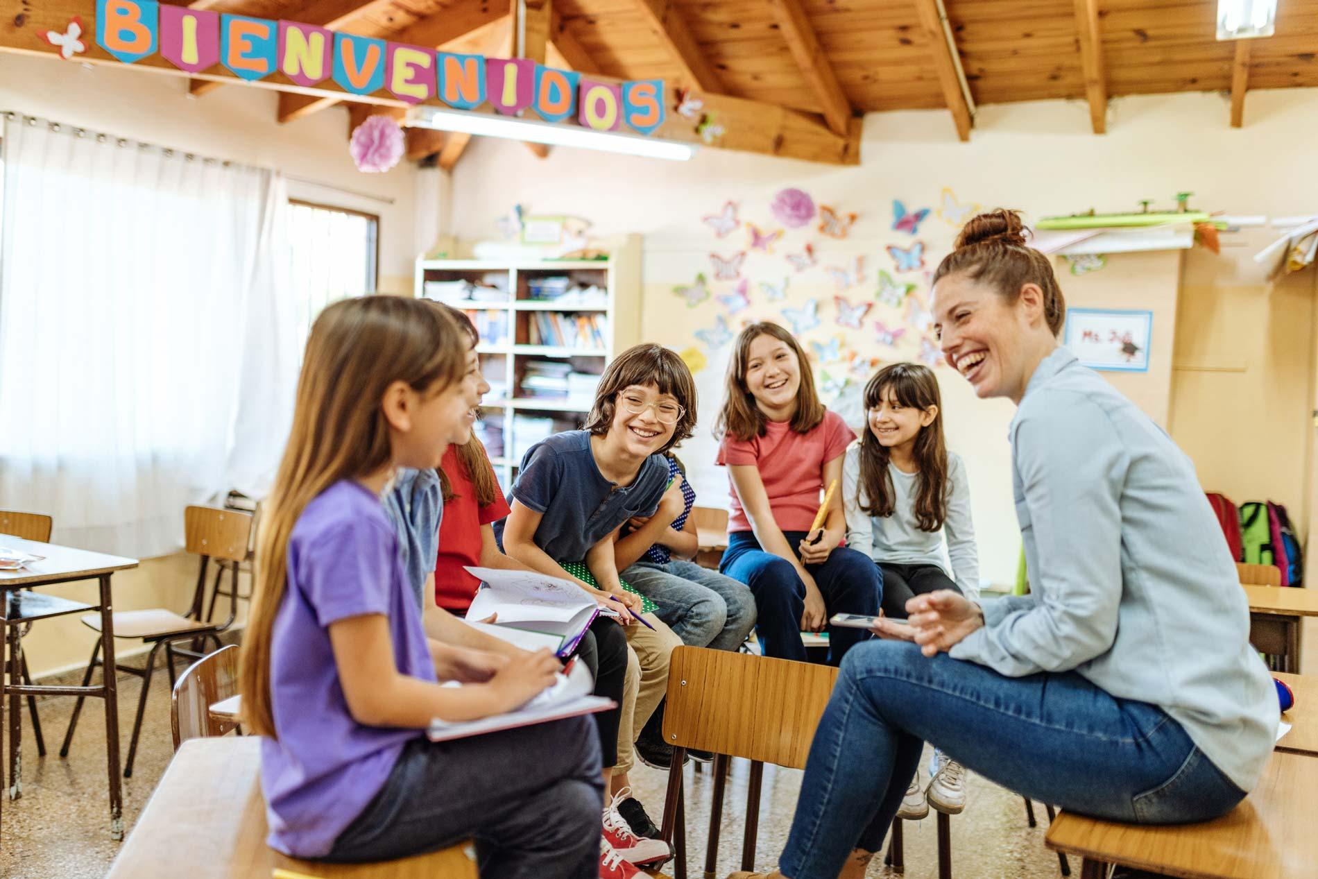 Conocer a nuestro alumnado es fundamental para crear la programación didáctica en primaria, independientemente del curso al cual estemos enseñando.