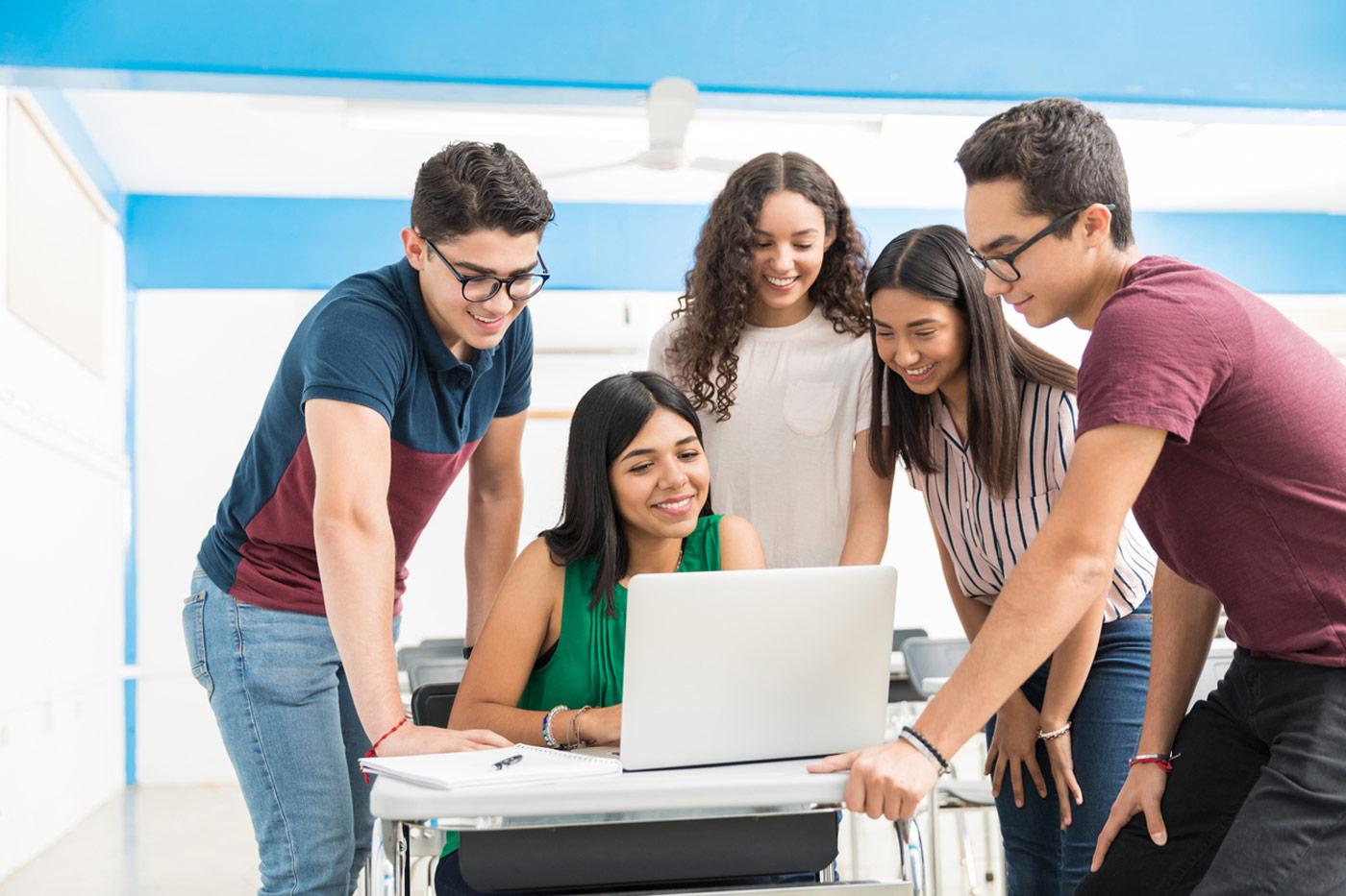 El ABP potencia la creatividad, la curiosidad y el compartir en los grupos de secundaria.
