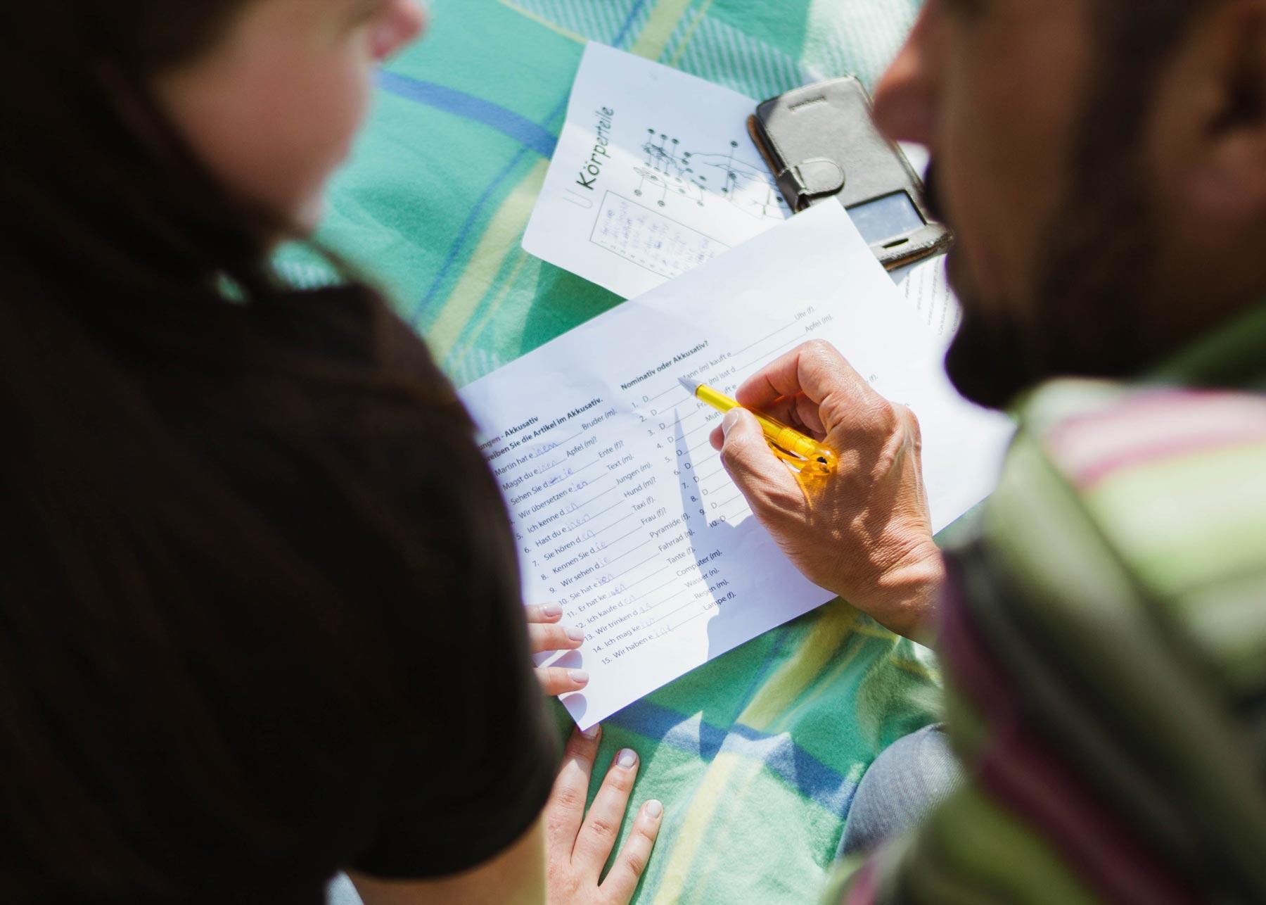 La evaluación formativa ayudará a conocer mejor los ritmos de aprendizaje de cada estudiante.