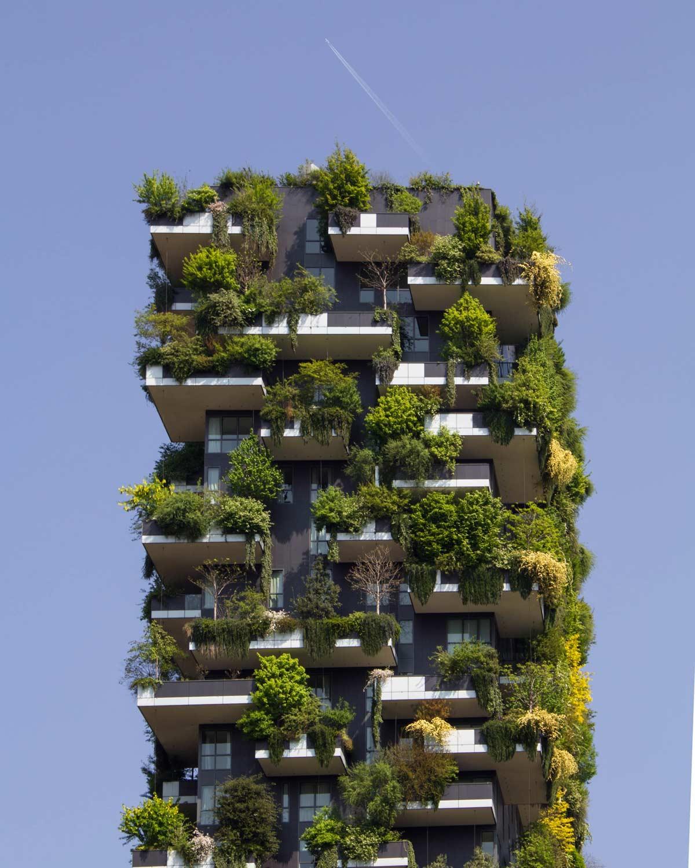 La sostenibilidad es una meta que tenemos a nivel individual y colectivo. Implica pequeñas decisiones del día a día, pero también tiene que ver con el lugar en el que vivimos, cómo consumimos energía y de qué tipo, de qué están hechas nuestras construcciones, cómo nos transportamos, etc.