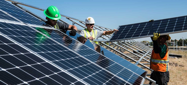 La energía solar es una de las más limpias en el mundo.