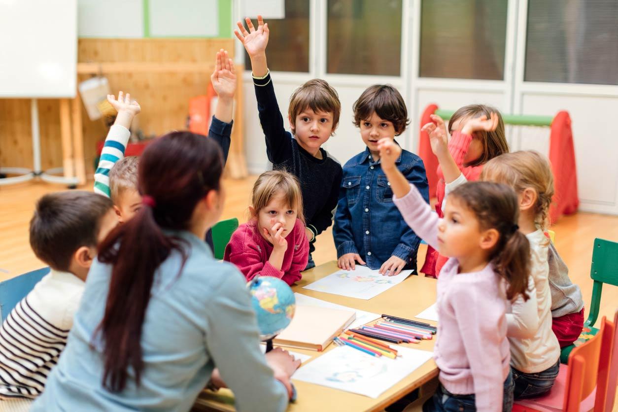 El currículum educativo cuenta con elementos que pueden personalizarse en función del grupo clase.
