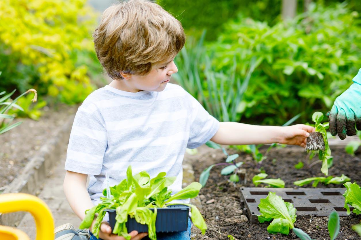 Si conectamos tempranamente a nuestro alumnado con la naturaleza, entenderán lo importante que es cuidarla.