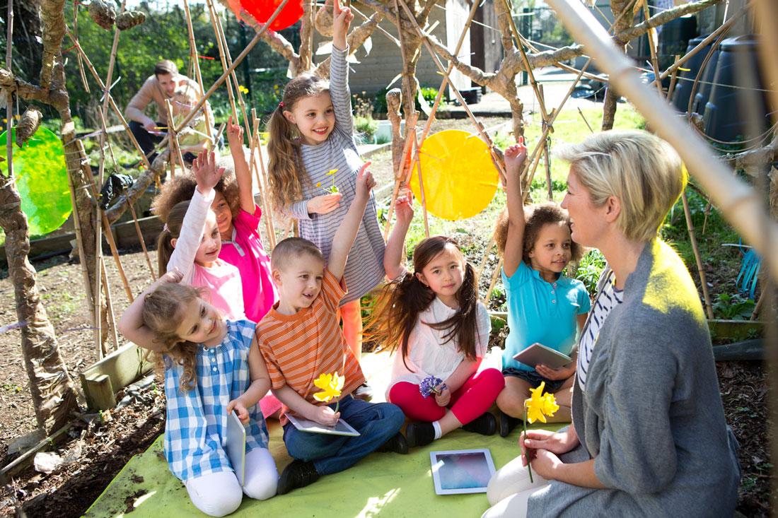 Es interesante proponer actividades diversas, que saquen a tu alumnado de la rutina diaria.
