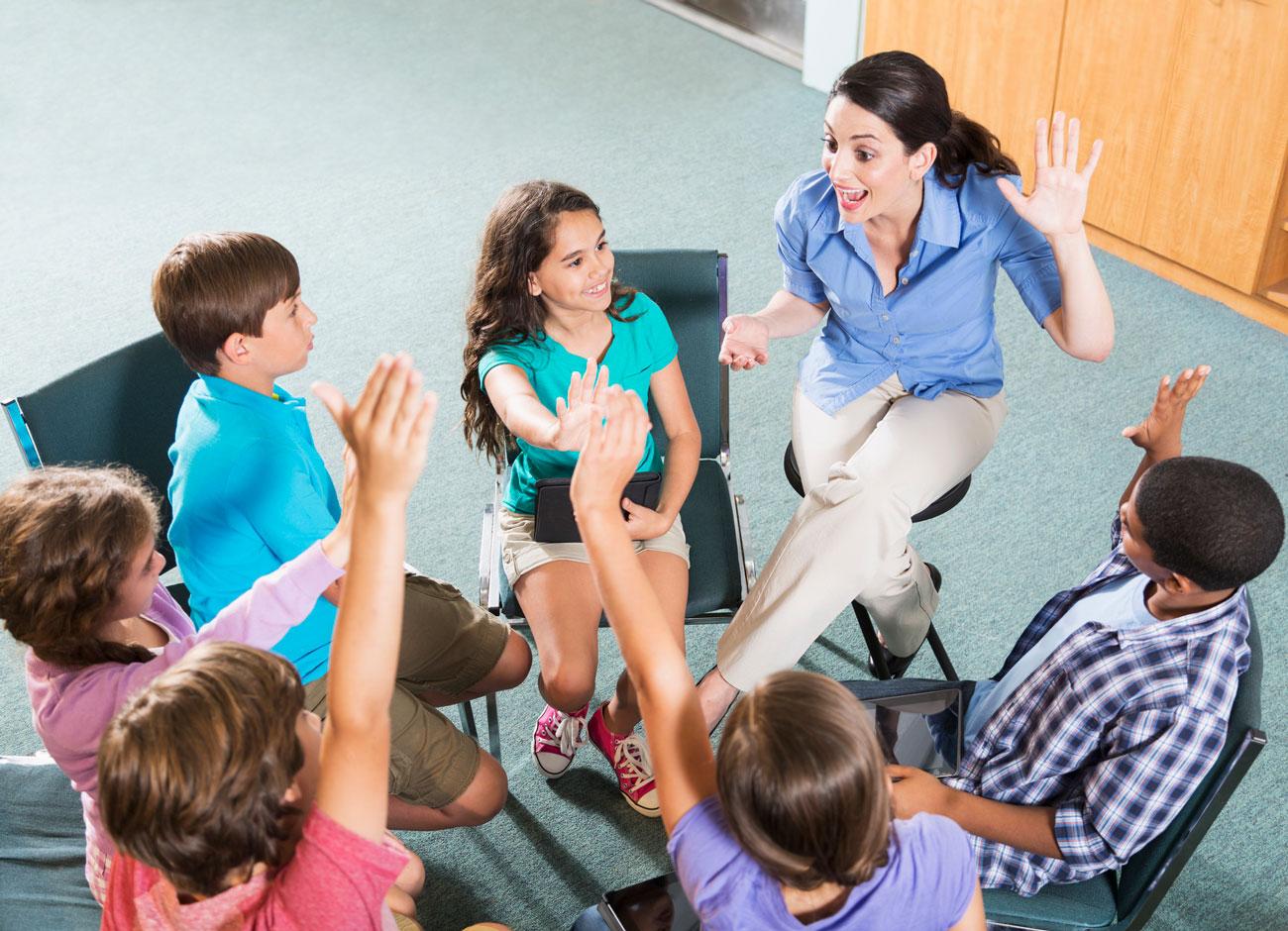 Recuerda que, además de tener un lugar de salida, tienes que definir una meta para poder ir evaluando a cada alumno o alumna.