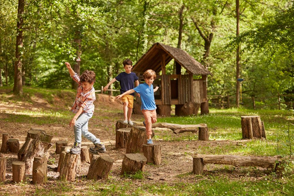 Plantear algunos ejercicios durante las excursiones puede hacer que sea más divertido y que aprendan a través de grupos colaborativos.